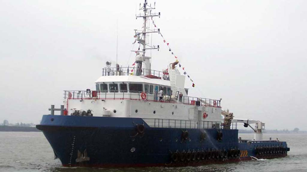 53 8m OFFSHORE Supply and Support Vessel For sale & Charter