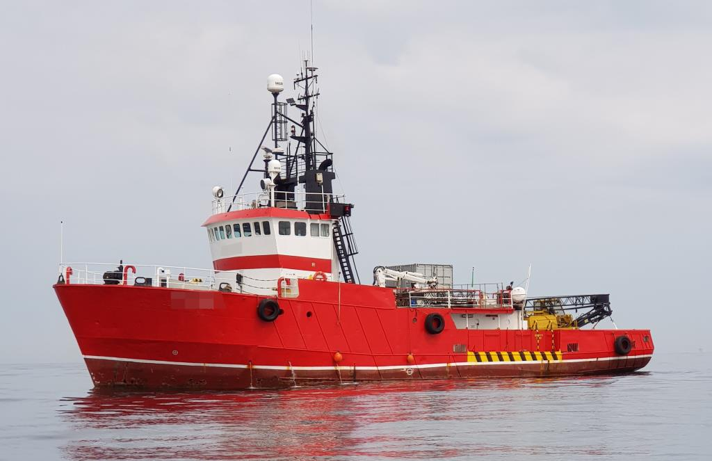Supply and Support Vessels for Sale - listed by