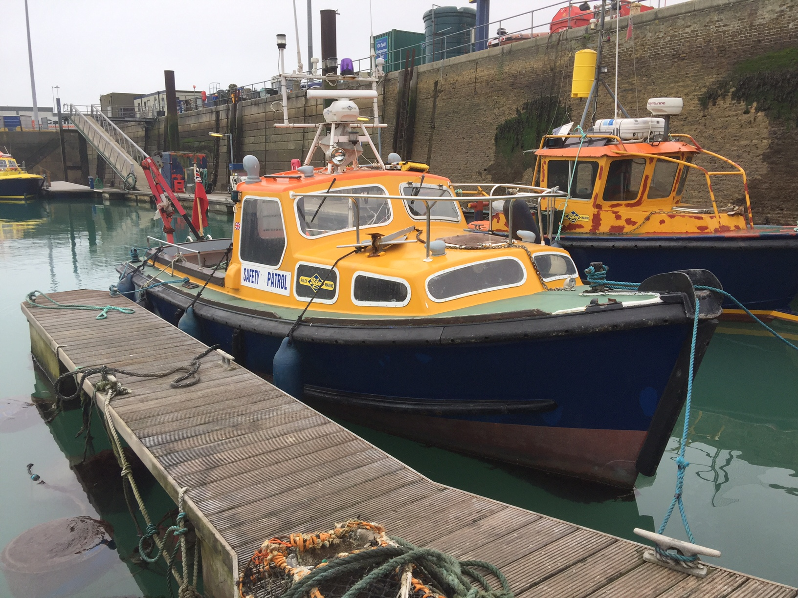 Cheverton work boat for sale sold welcome to for Sips for sale