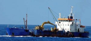 Trailing suction hopper dredger REDUCED TO 1,500,000 Euros - SOLD