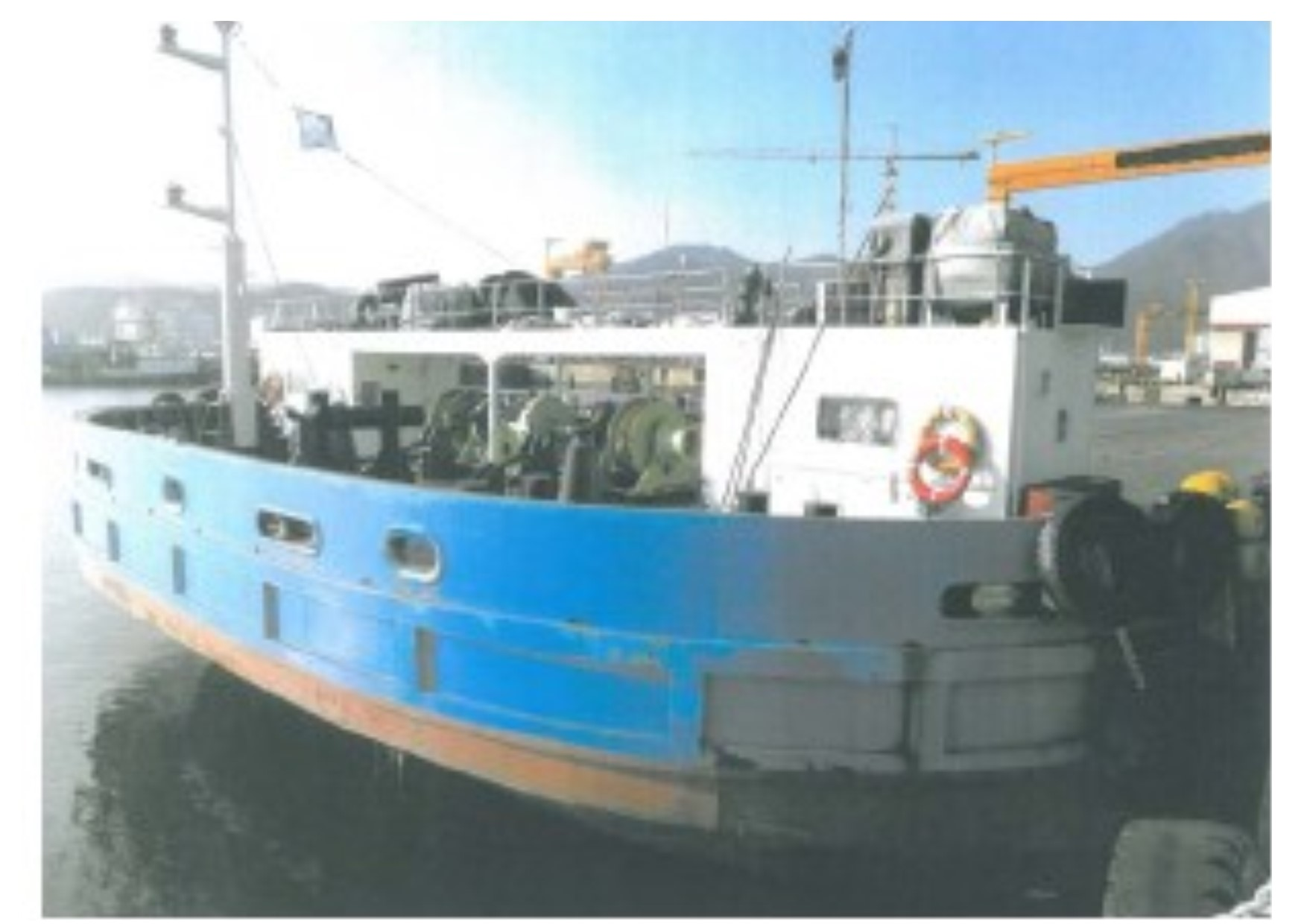 Flat deck barge - Welcome to Workboatsales com