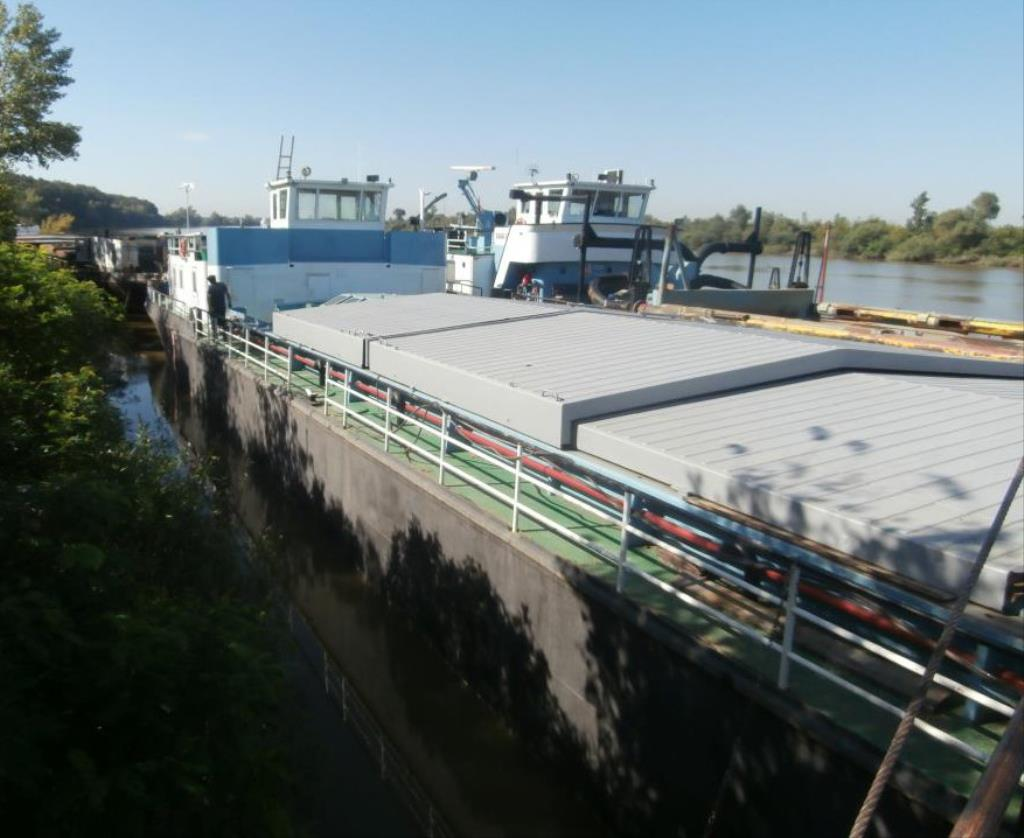 Self Propelled Cargo Barge WITHDRAWN - Welcome to