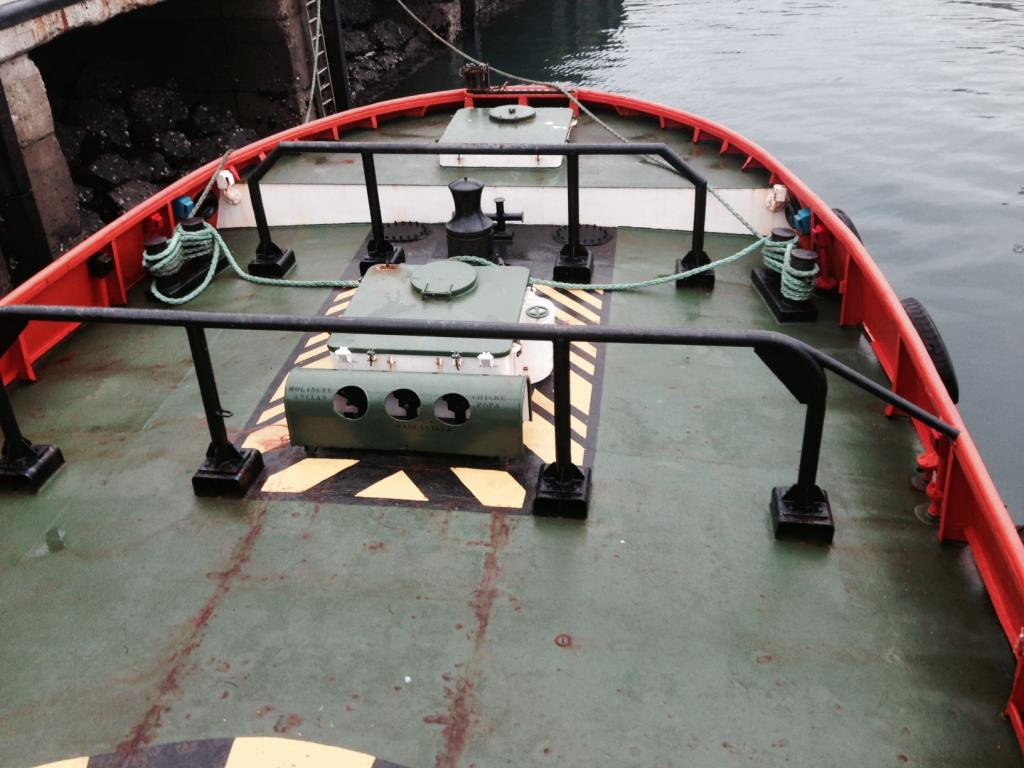 Single screw 23Tbp ocean going tug - SOLD - Welcome to ...