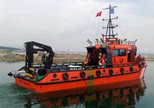 18.95m General purpose work boat for sale - SOLD - Welcome ...