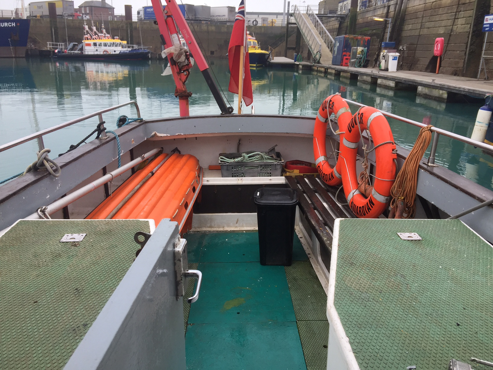 Cheverton work boat for sale - SOLD - Welcome to