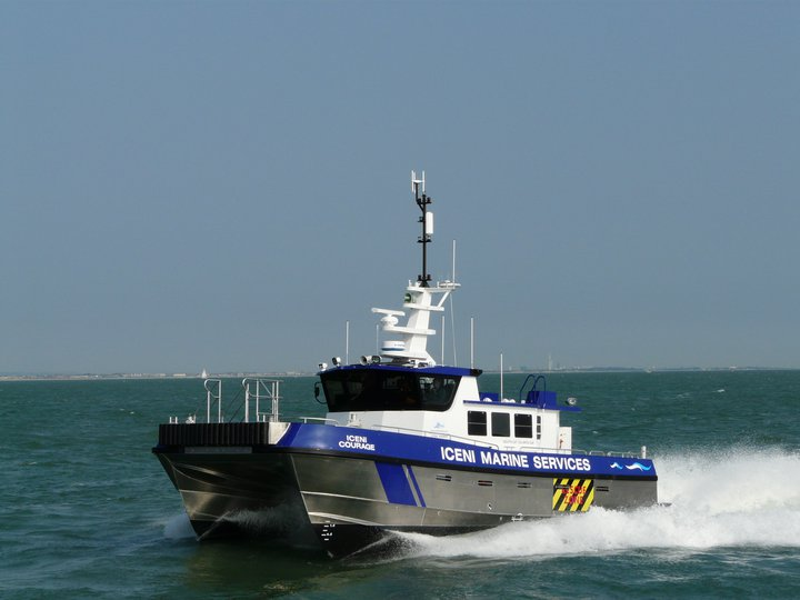 15M Southboats CREW TRANSFER VESSEL - Welcome to